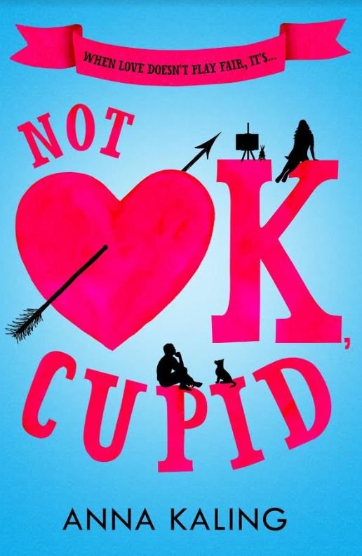 NOT OK, CUPID Now Available for Pre-Order! – Anna Kaling