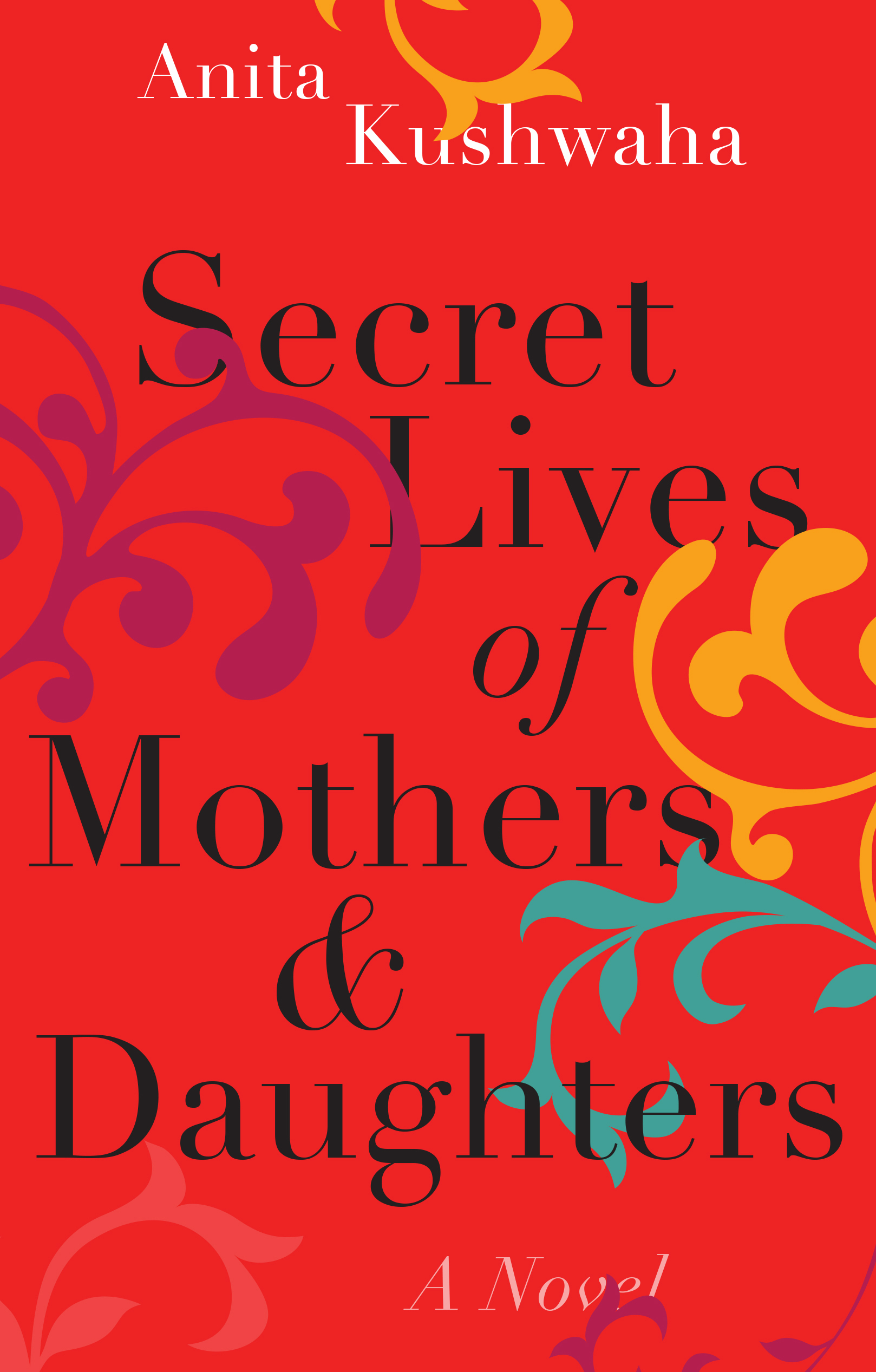 Secret Lives of Mothers and Daughters COVER